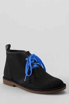 Youth Chukka Boots from Lands' End