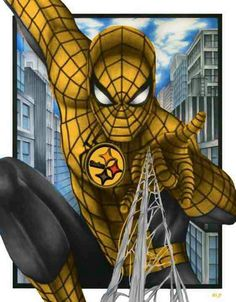 Who is your Steelers Super Hero???