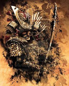 17 best japan images on pinterest japanese art japan art and artwork art samurai ronin warrior swordplay armour lonewarrior fandeluxe Images