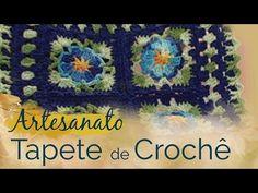 Tapete Flor Pipoca com Decore - YouTube