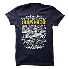 I am a Creative Director - #shirt #tshirt recycle. ORDER HERE => https://www.sunfrog.com/LifeStyle/I-am-a-Creative-Director-19261548-Guys.html?68278