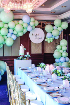 Recent baby shower decorations set only in dova home design...
