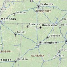 Map Of Ramer AL Ramer Alabama Hotels Restaurants Airports - Alabama airports