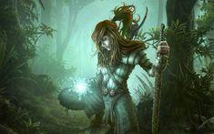 Fantasy Elf wallpaper in The Fantasy Club