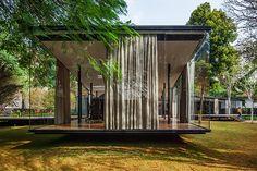 Andrade Morettin Arquitetos - Residencia CJ