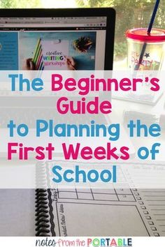 Are you planning your first two weeks to set students up for success? Read this post to find out how to have the best start to the year!