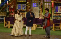The Kapil Sharma Show (TKSS) 29 October 2016 episode 55 guest Ajay Devgn promotes Shivaay