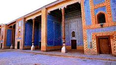 khiva - Google Search Silk Road, Mansions, House Styles, City, Google Search, Home Decor, Luxury Houses, Interior Design, City Drawing