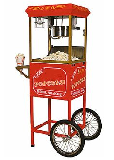 Popcorn Machine (Popcorn Maschine)