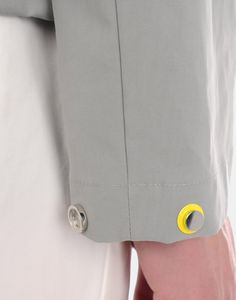 Jacket - JIL SANDER. SMALL DETAILS MAKE THE DIFFERENCE.