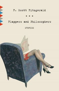 I LOVED Flappers and Philosophers. So lovely. Nothing like the 1920's to remind you that your era is never going to be quite as decadent.