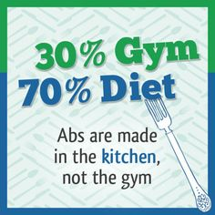 Get great abs by summer.