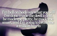 Hell On Heels♡