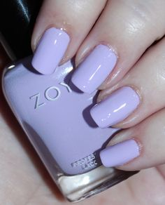 93 best zoya swatches images on pinterest zoya swatches nail this is zoya nail polish in the shade abby zoya charming spring 2017 collection swatches reheart Gallery