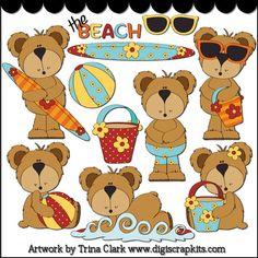 Digi Scrap Kits Graphics Club - Original Artwork by Trina Clark