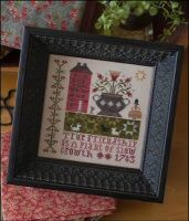 Traditional Stitches: Plum Street Samplers