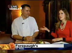 Take Your Turkey To The Next Level With Chef Donald At Forepaugh's Restaurant! #Thanksgiving #wcco
