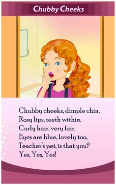 Nursery Rhymes & Songs - Lyrics, Pictures & Videos for Kids - Traditional Rhymes in English With Words
