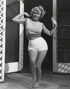 Marilyn, such a fun shot