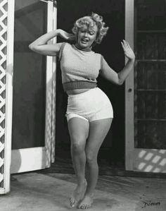 Marilyn, such a fun shot