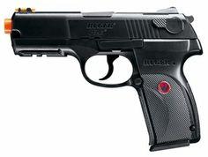 Ruger P345PR CO2 Airsoft Pistol, Black