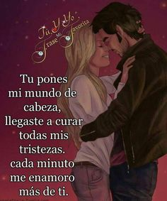 Qoutes About Love, I Love You Quotes, Love Yourself Quotes, Romantic Humor, Spanish Inspirational Quotes, Amor Quotes, Eternal Love, Love Can, Great Stories
