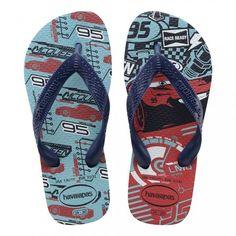 0a34f83c4 Sandália Infantil Havaianas Cars 4123463-0031 - Azul Tradicional - Calçados  Online Sandálias, Sapatos