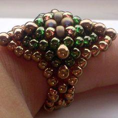 Diamond Shaped Ring   JewelryLessons.com