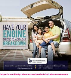 Looking to buy a motor car insurance policy? Liberty Videocon provides comprehensive policy insurance that covers your car against the full damage & also against the losses caused to your car due to theft, explosion, flood & etc. For more information, please visit here: https://www.libertyvideocon.com/products/private-car-insurance or call us at 1800-266-5844.