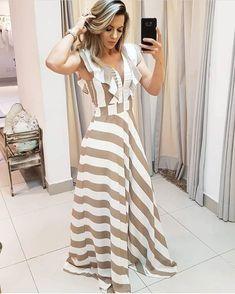 New style hijab simple fashion Ideas Cotton Dresses, Cute Dresses, Beautiful Dresses, Casual Dresses, Fashion Dresses, Trendy Fashion, Girl Fashion, Womens Fashion, Style Fashion
