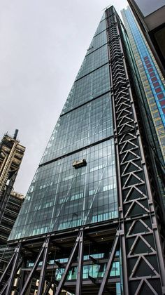 The Leadenhall Building is London's latest 224.5m height, has turned out to be one of the world's best skyscrapers — the only thing is, it's in the wrong place… http://www.theleadenhallbuilding.com/
