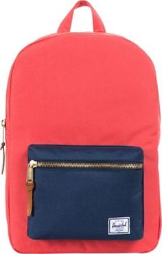 Buy the Herschel Supply Co. Settlement Mid-Volume Laptop Backpack at eBags  - Available in a range of solid colors and two-tone color combinations, ... 67520e614b