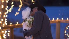 Heartland 7x18 - Be Careful What You Wish For. This is when they got married.