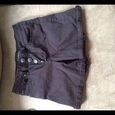❗️️FLASH SALE❗️High-Wasted Black Jean Shorts Never worn, no damage! Jessica Simpson Shorts Jean Shorts