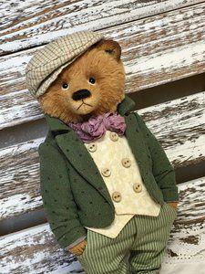 Olga Kovalchuk - Artist Bears and Handmade Bears Panda Bear, Polar Bear, Teddy Beer, Vermont Teddy Bears, Teddy Toys, Animal Crafts, Sewing Projects For Beginners, Orangutan, Chipmunks