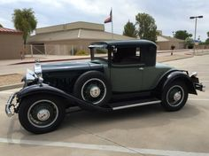1930 Willys-Knight 66B Coupe