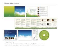 GHIBLI the Best(CDブックレット)