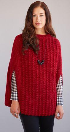 Ali Cape | crochet today