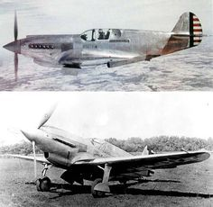 Image result for Curtiss XP-46