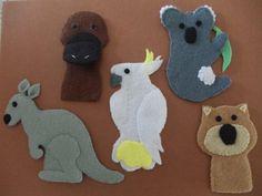 felt animals for kids – felt Felt Puppets, Felt Finger Puppets, Felt Animal Patterns, Stuffed Animal Patterns, Felt Animals, Animals For Kids, Sewing Projects For Kids, Crafts For Kids, Felt Christmas