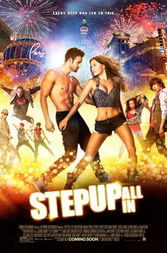 Step Up All In 11x17 Movie Poster (2014)