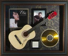 Kiernan's Helga Pataki-style shrine to Elvis. From the most excellent libRAREian. Auction Items, Acoustic Guitar, Elvis Presley, Music Instruments, Entertaining, Places, Vintage, Style, Rpg