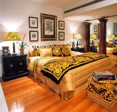 VERSACE HOME Bedlinen Collection