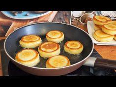 ОЛАДЬИ КАК ПОНЧИКИ! Самые Вкусные и ПЫШНЫЕ. Завтрак ЗА 15 Минут! - YouTube Waffles, Pancakes, Kefir, Griddle Pan, Crepes, Muffin, Food And Drink, Desserts, Youtube