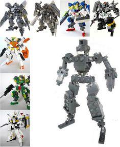 """MRs Basic Fram "" & MRs siries robots | Flickr - Photo Sharing!"