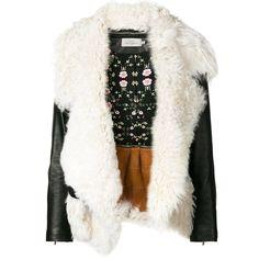 Где купить меховую косуху из дубленой кожи, как у Кейт Босворт: 9 лучших вариантов   Журнал Harper's Bazaar