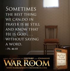 You won a copy of Battle Plan for Prayer!