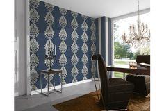 Voll Im Trend  Tapeten Im Barock Style! Diese Wanddekoration Wirkt  Besonders Edel, Durch