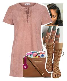 """this is so cute "" by itssaiv0y ❤ liked on Polyvore featuring Glamorous"