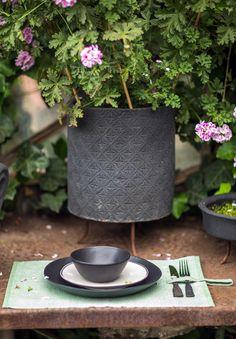 Planter Pots, Design